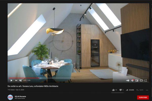 Interviu Velux - Miso Architects